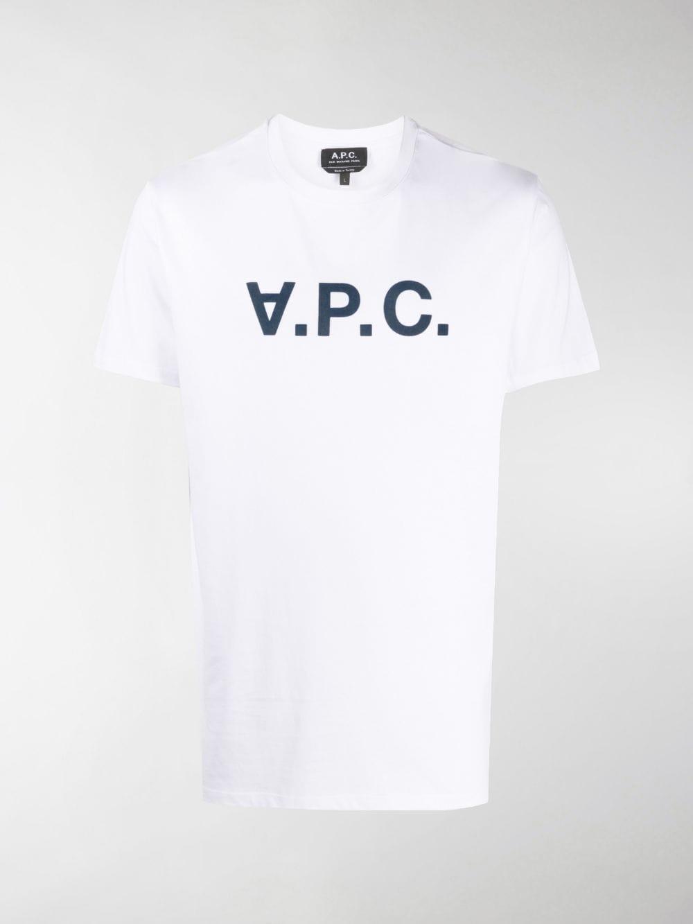 A.P.C.   T-shirts   COBQX-H26586IAK