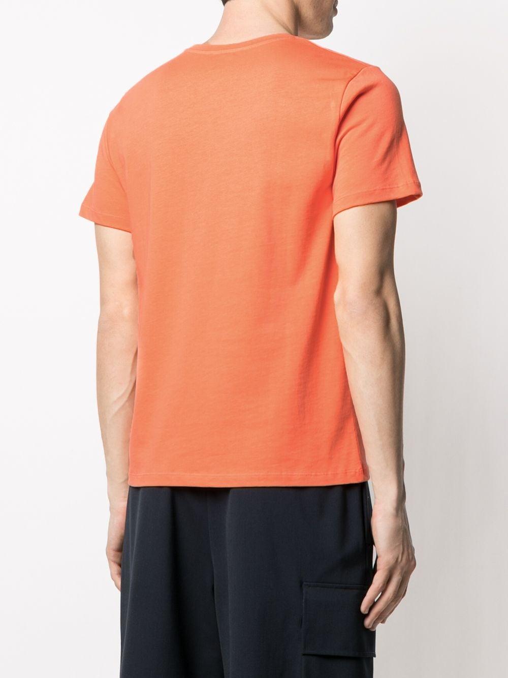 LOGO T-SHIRT A.P.C. | T-shirts | COEAV-H26840EAE