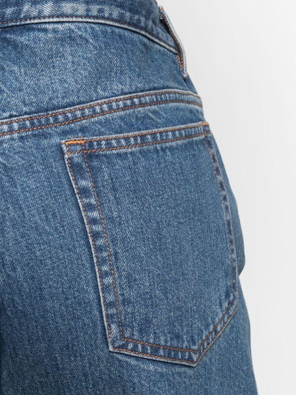 A.P.C. Martin jeans man blue A.P.C. | Jeans | COEFG-H09121IAA