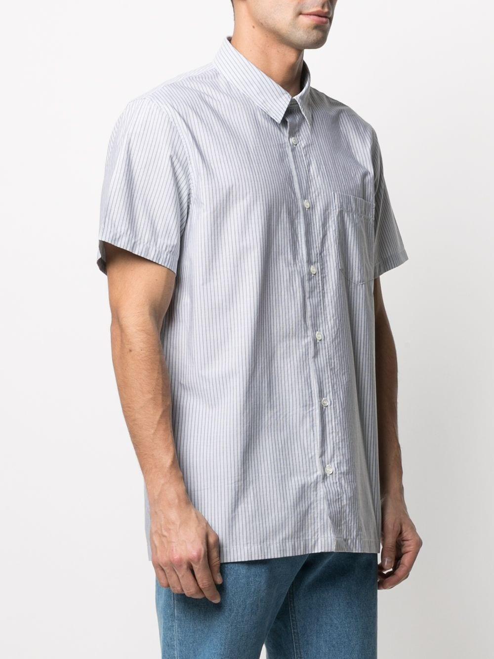 Camicia A Righe Uomo A.P.C. | Camicie | COEMO-H12347KAE