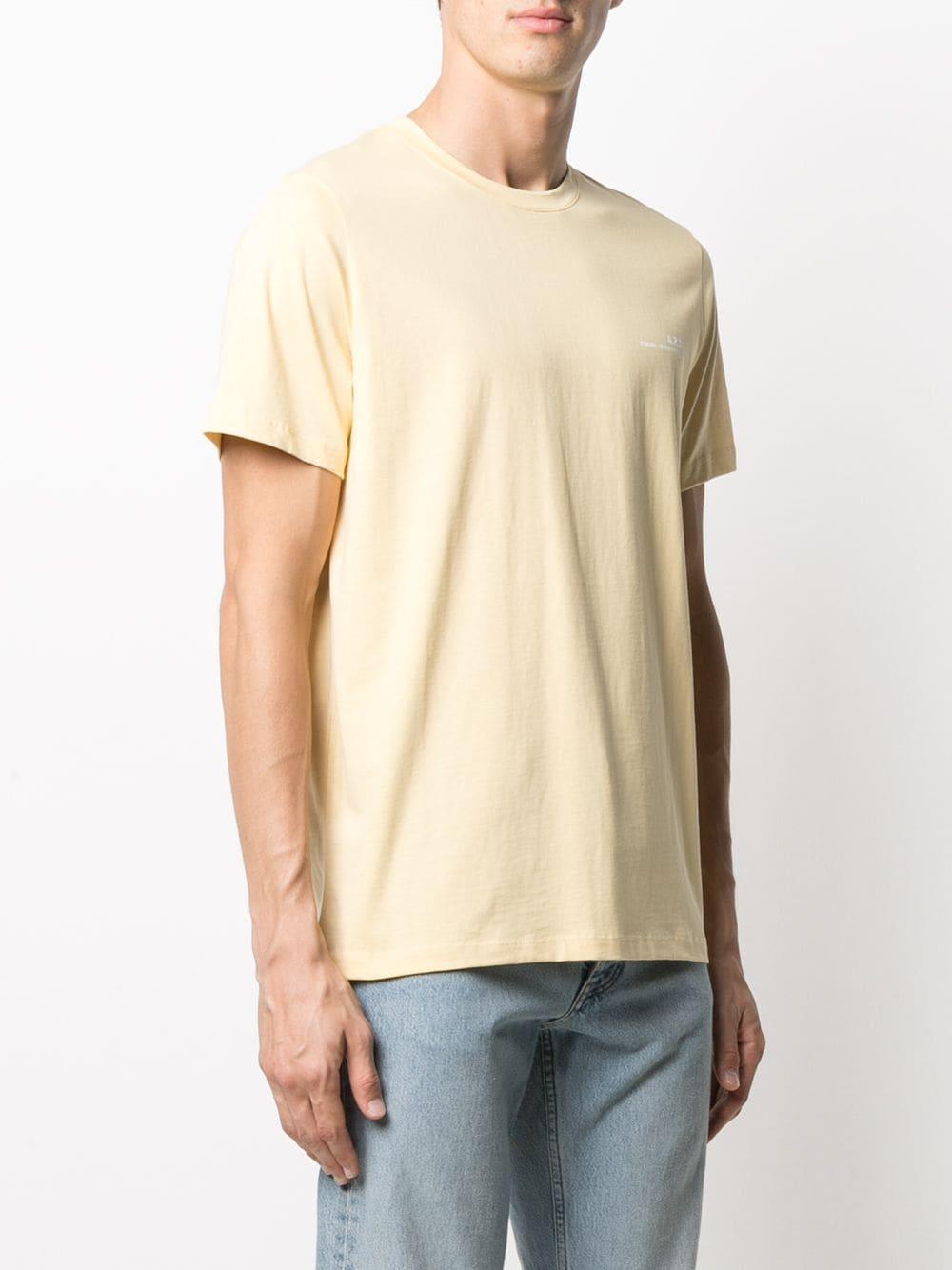 A.P.C. t-shirt logo uomo A.P.C. | T-shirt | COEOP-H26904DAB