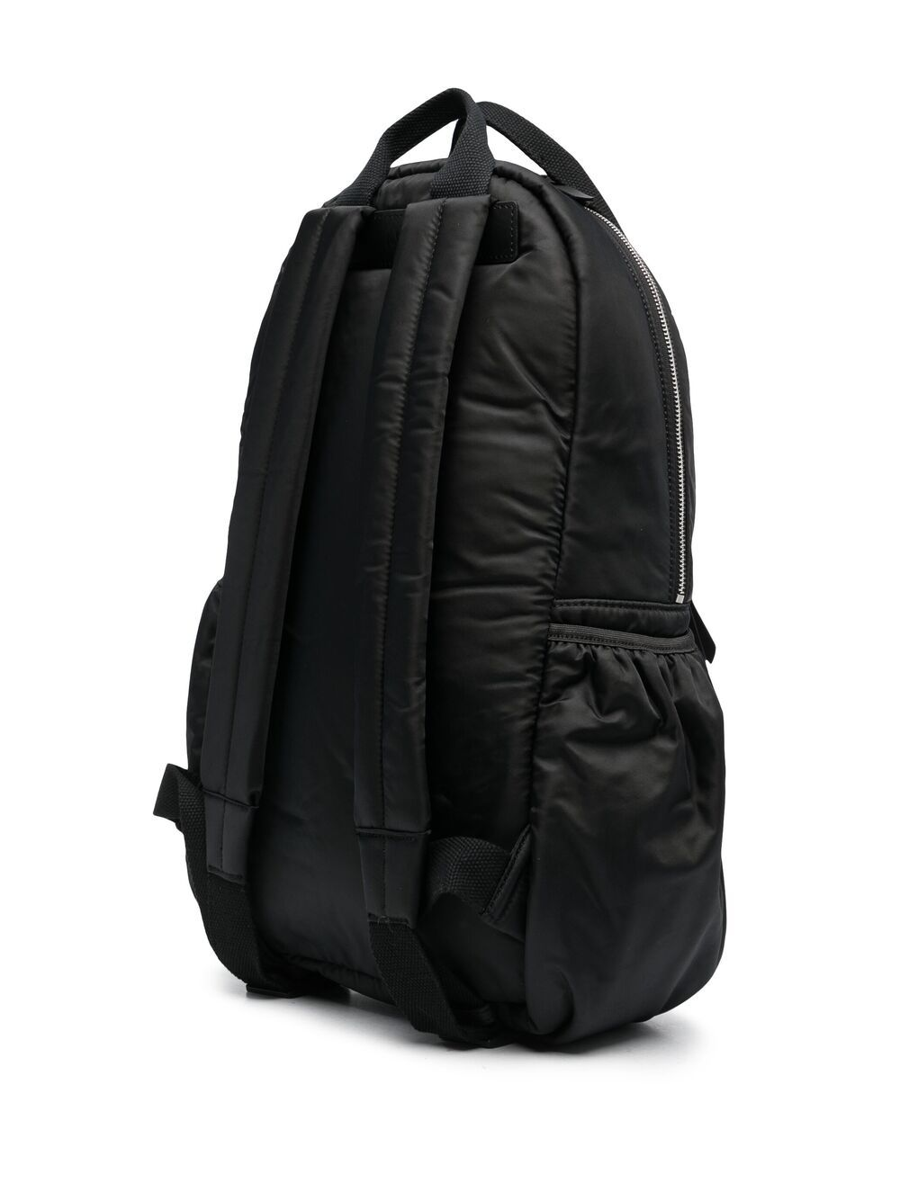 A.P.C. logo band backpack man black A.P.C. | Backpack | PAACL-H62184LZZ