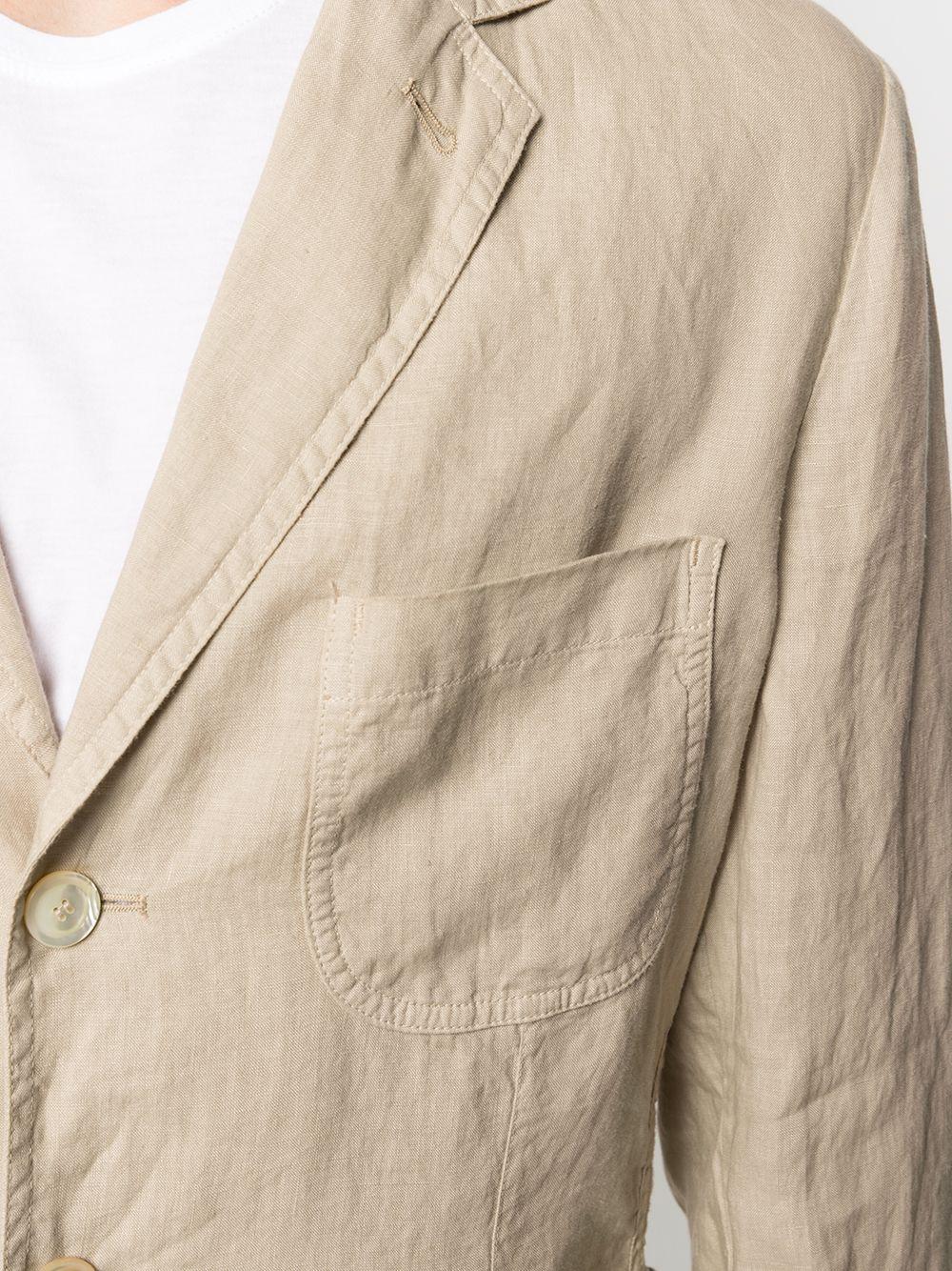 LINEN JACKET ASPESI | Jackets | CJ65 C19585047