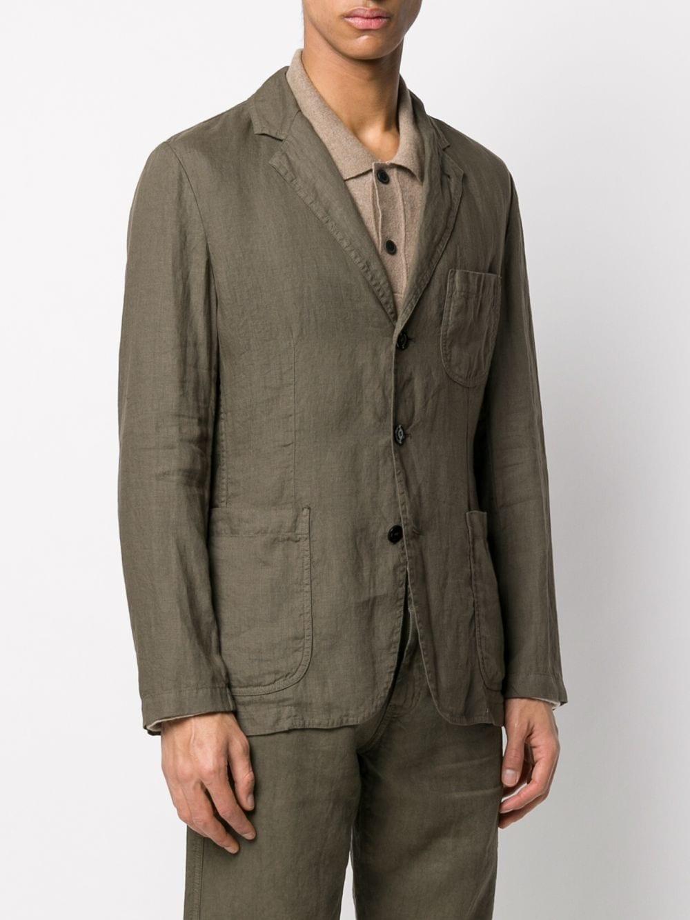 Aspesi giacca in lino uomo ASPESI | Giacche | CJ65 C19585390