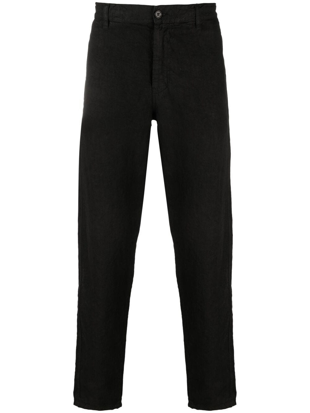 STRAIGHT LEG LINEN TROUSERS ASPESI | Trousers | CP42 C25385241