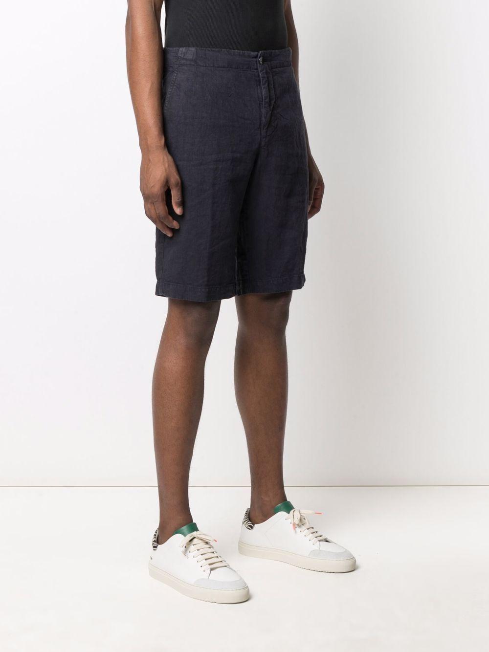 Bermuda Bowl Blue in Cotton Man ASPESI | Shorts | CQ21 C25385039