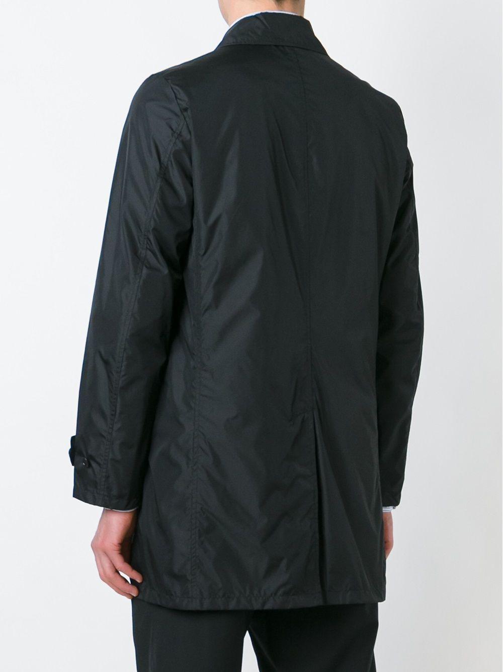 Aspesi impermeable jacket man black ASPESI | Jackets | I236 795485241