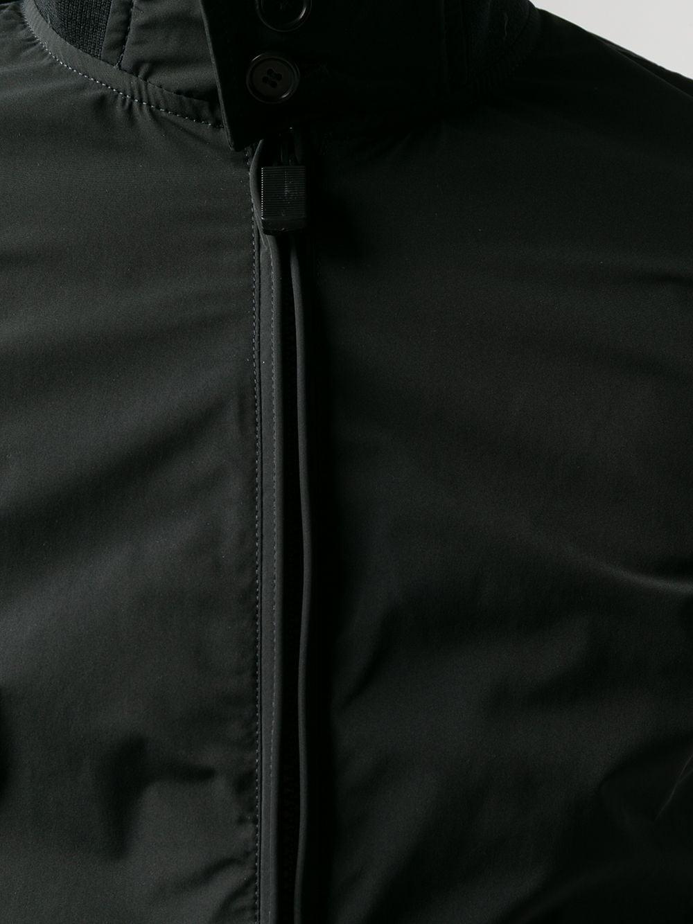 Bomber swing nero uomo ASPESI | Giacche | I918 G70301241
