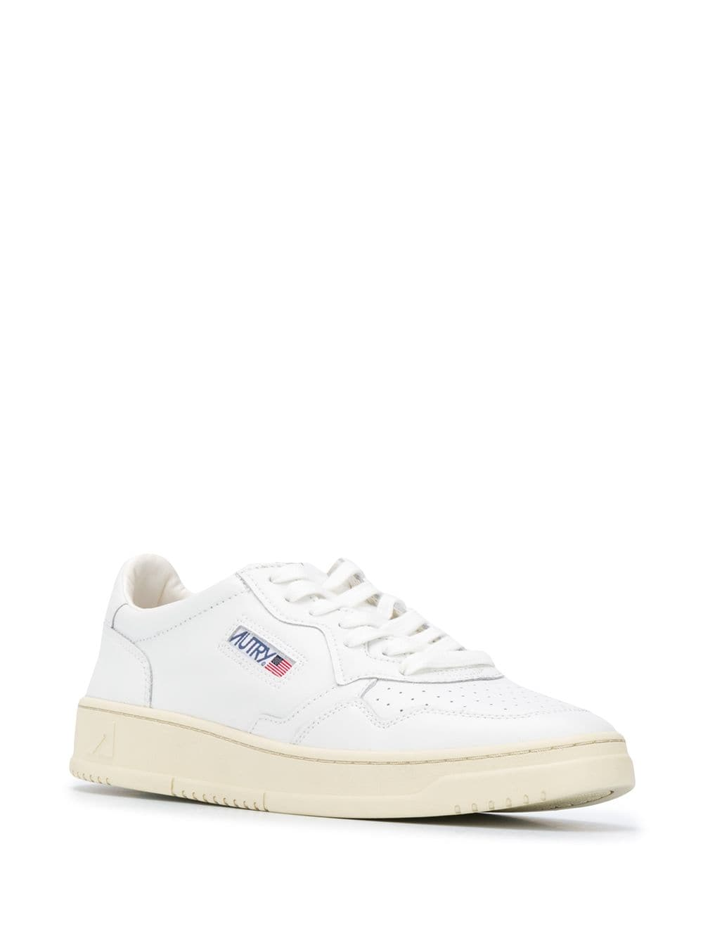 Autry action low sneakers man white AUTRY | Sneakers | AULMLL15WHITE