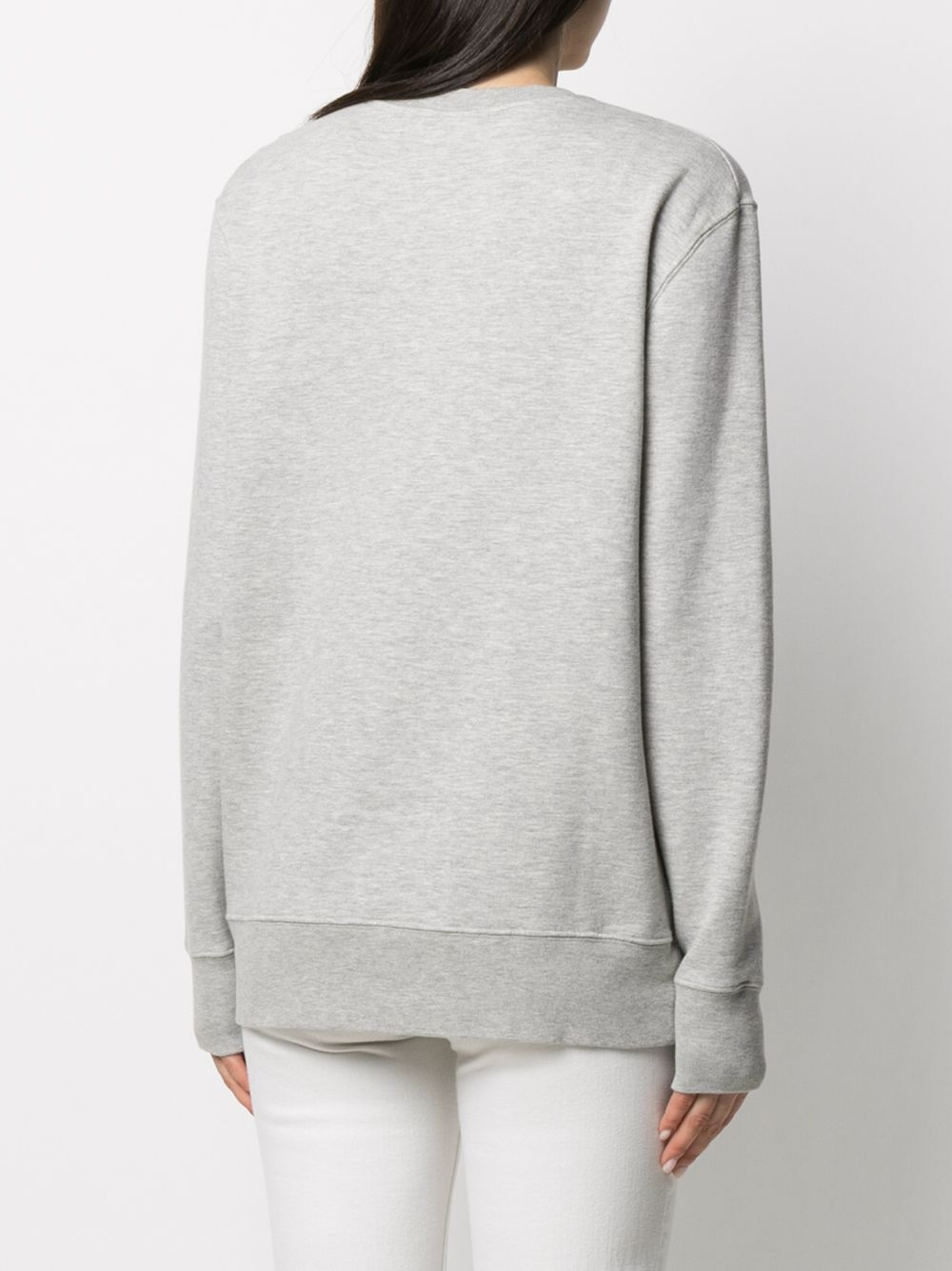 Logo appliqué sweatshirt AUTRY | Sweatshirts | SWXWA15W