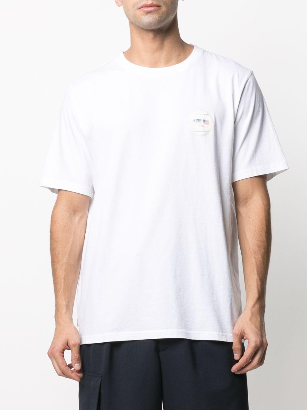 Autry t-shirt con logo uomo AUTRY | T-shirt | TSXMA01M