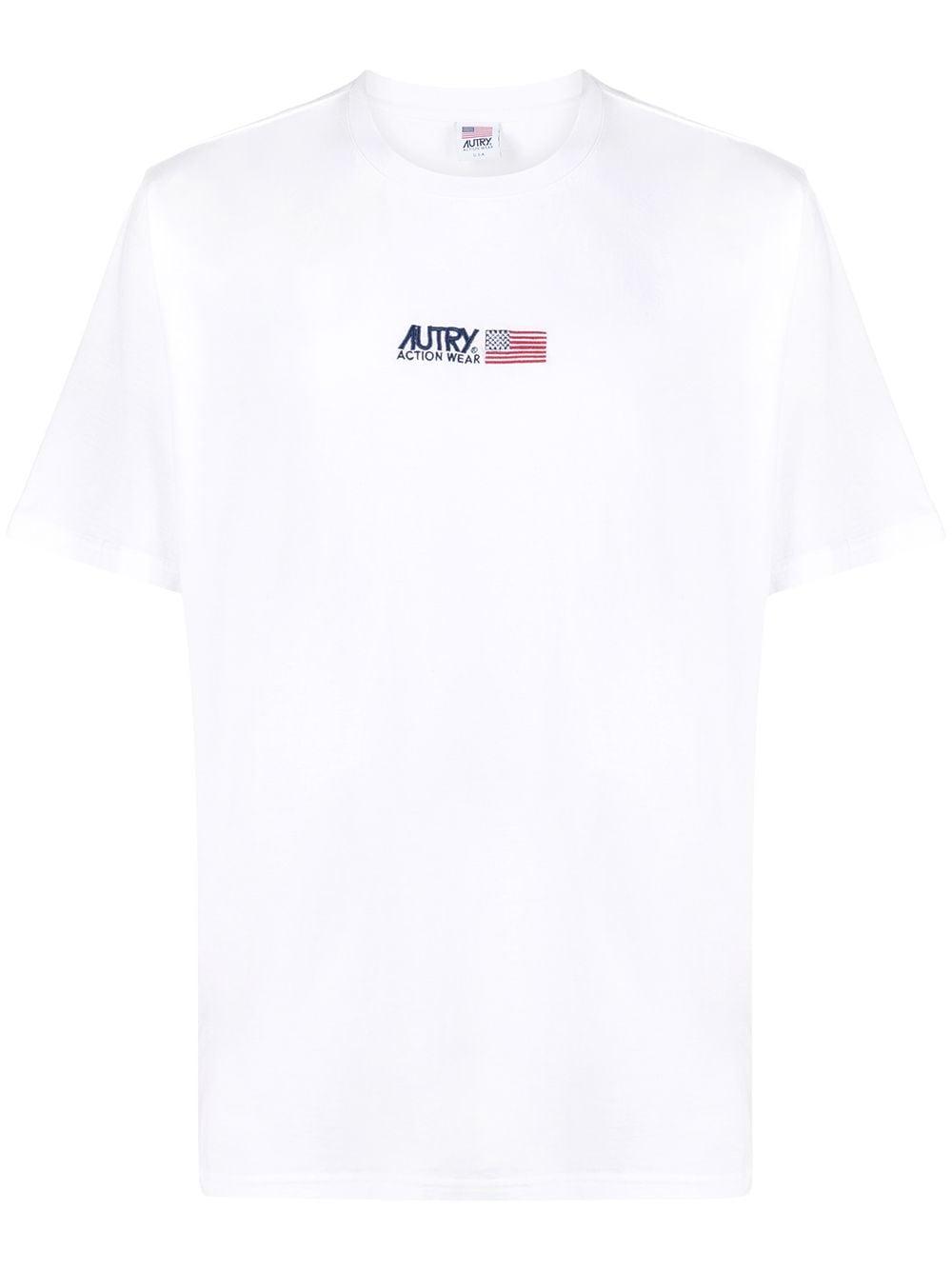 Autry capsule t-shirt open man AUTRY | T-shirts | TSXMA03M