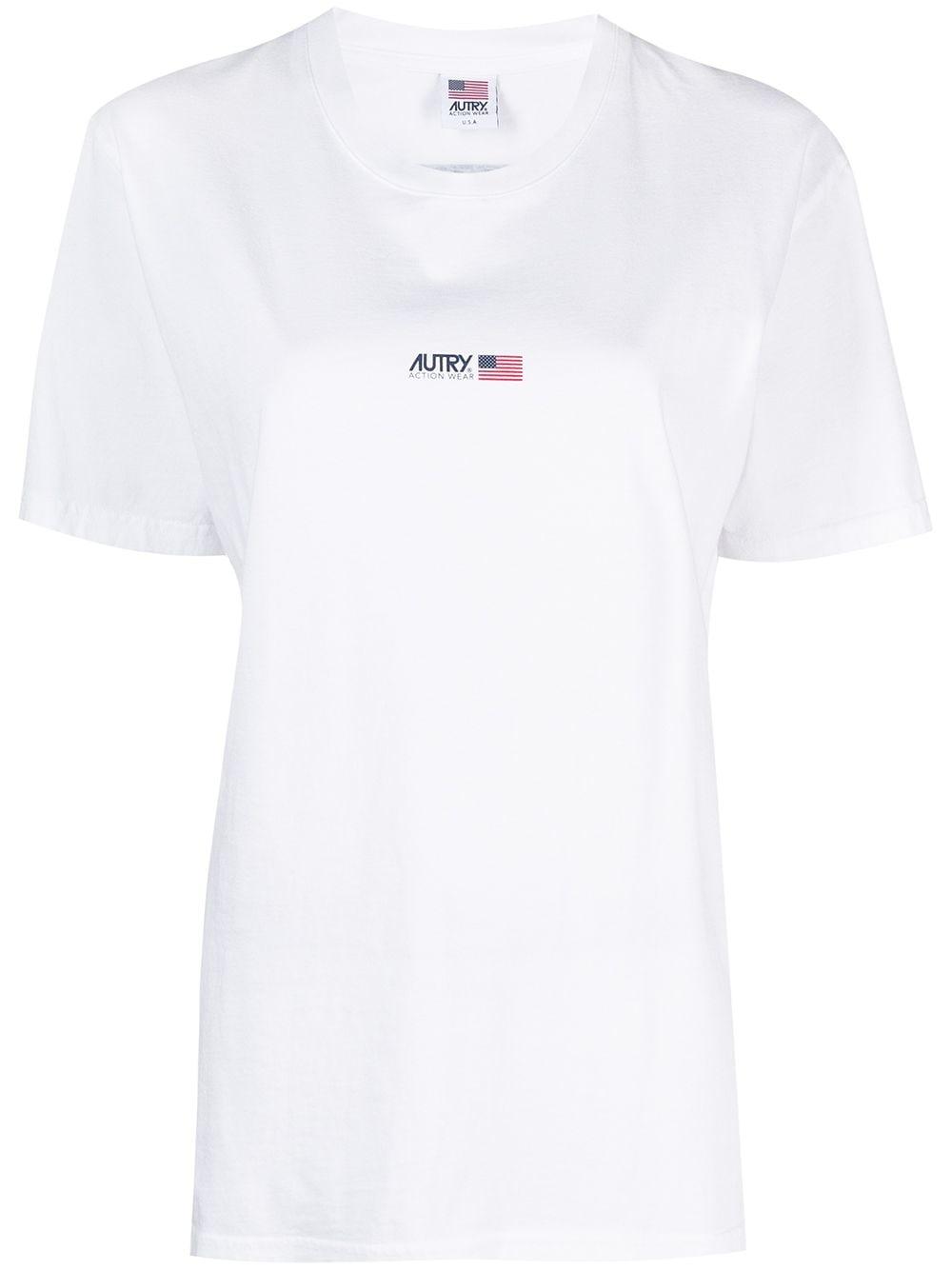 Autry t-shirt capsule open Wouomo AUTRY | T-shirt | TSXWA06W
