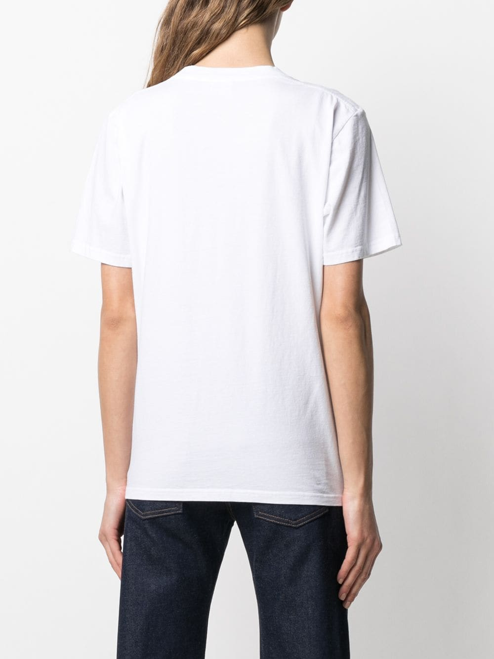 Autry t-shirt capsule open Wouomo AUTRY | T-shirt | TSXWA08W