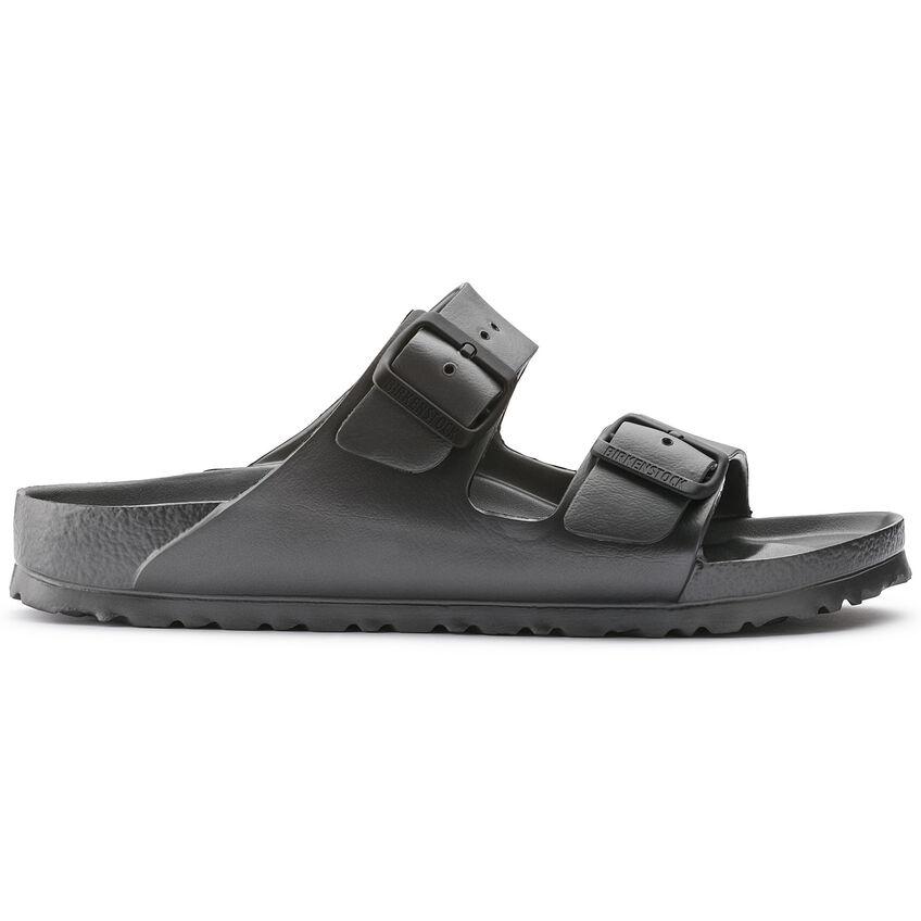 Arizona eva sandals Anthracite Rubber Man BIRKENSTOCK   Sandals   1001498ANTHRACITE