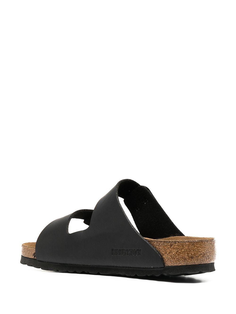 Birkenstock sandali arizona uomo nero BIRKENSTOCK | Sandali | 551253BLACK