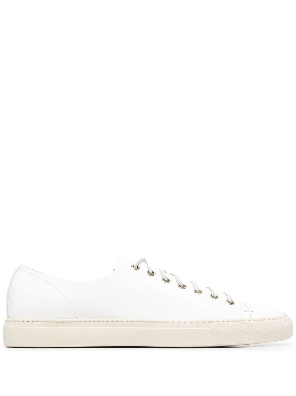 Buttero sneakers basse in pelle uomo bianco BUTTERO | Sneakers | B4006TOSCH-UGBIANCO
