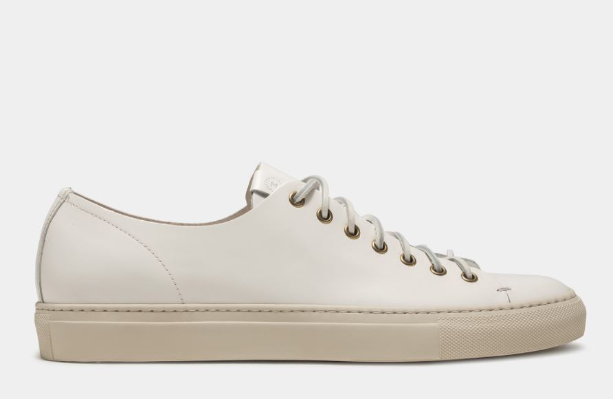 Sneakers basse in pelle uomo BUTTERO   Sneakers   B4006TOSCH-UGBIANCO