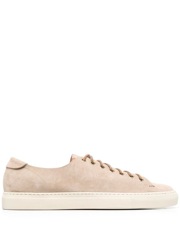 Low top suede sneakers man BUTTERO   Sneakers   B4020GORH-UG183