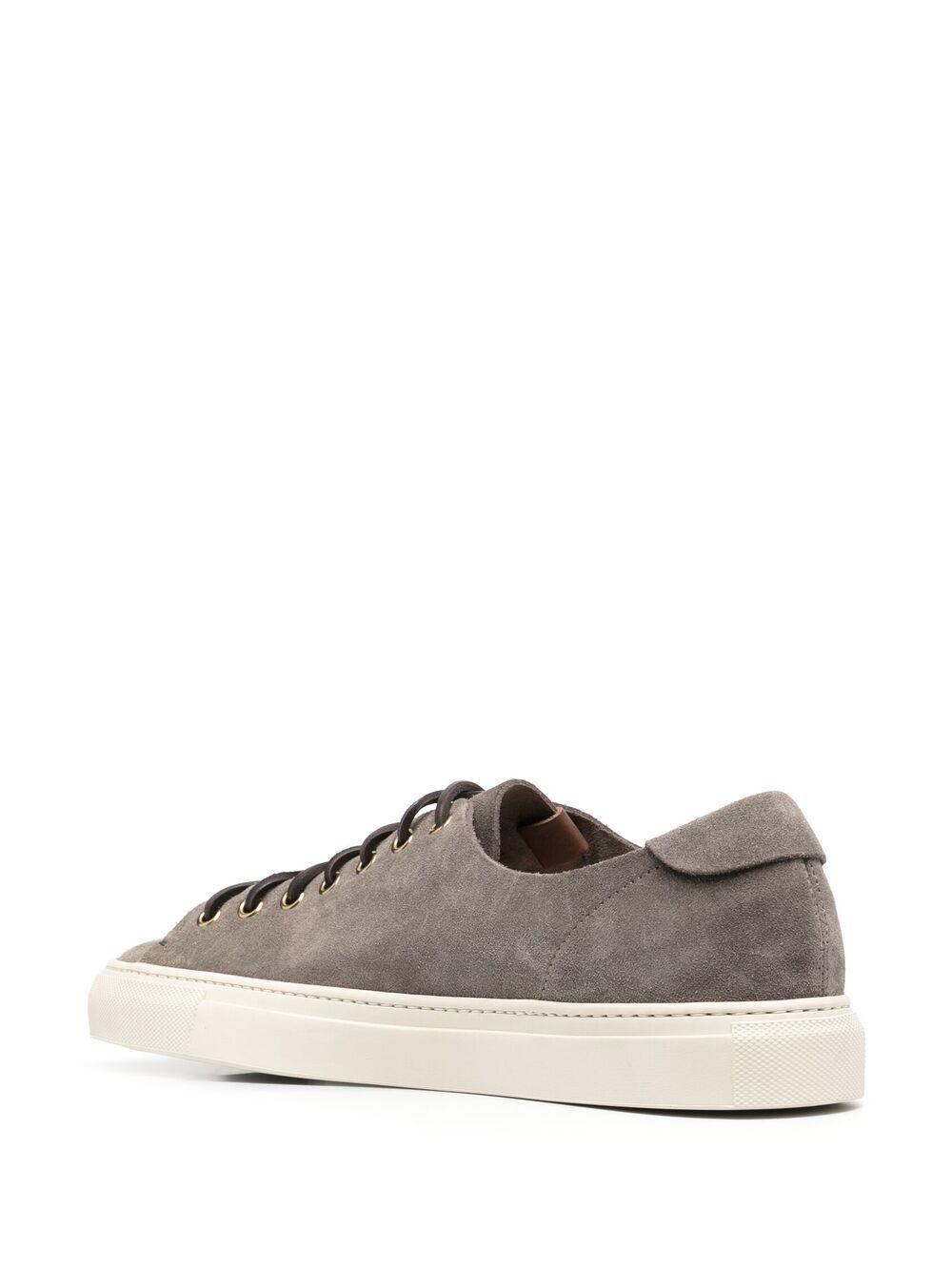 Low top suede sneakers man BUTTERO | Sneakers | B4020GORH-UGTAUPE