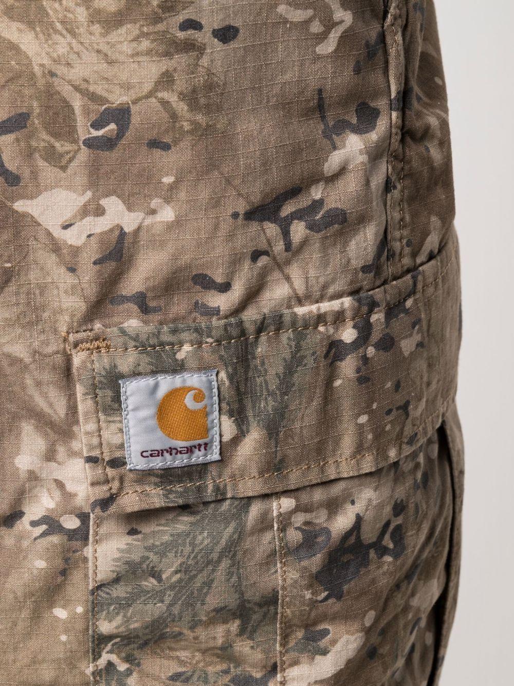 Carhartt Wip avation shorts man cargo CARHARTT WIP | Shorts | I0097580BW.02