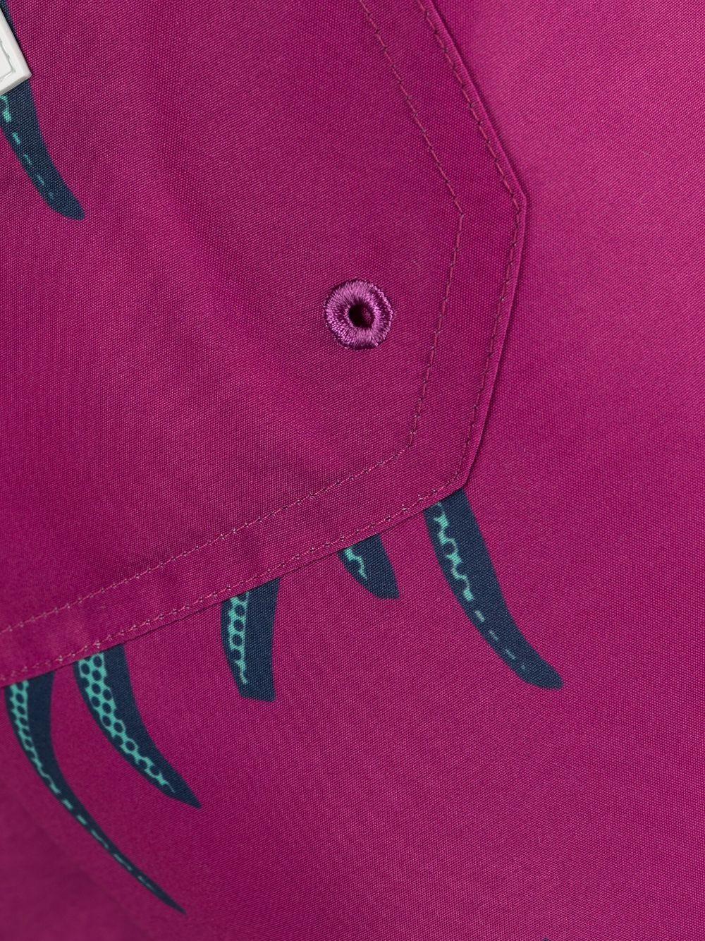 Costume da bagno con stampa Rosa Uomo CARHARTT WIP | Costumi da bagno | I0158120BZ.00