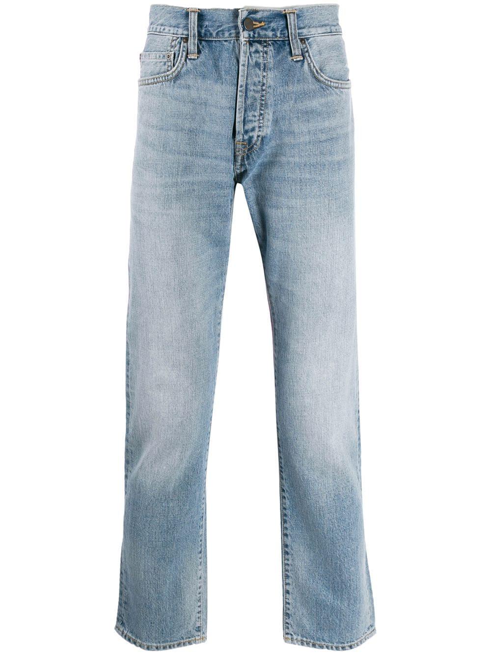 Jeans Klondike Uomo CARHARTT WIP | Jeans | I01673501.WJ