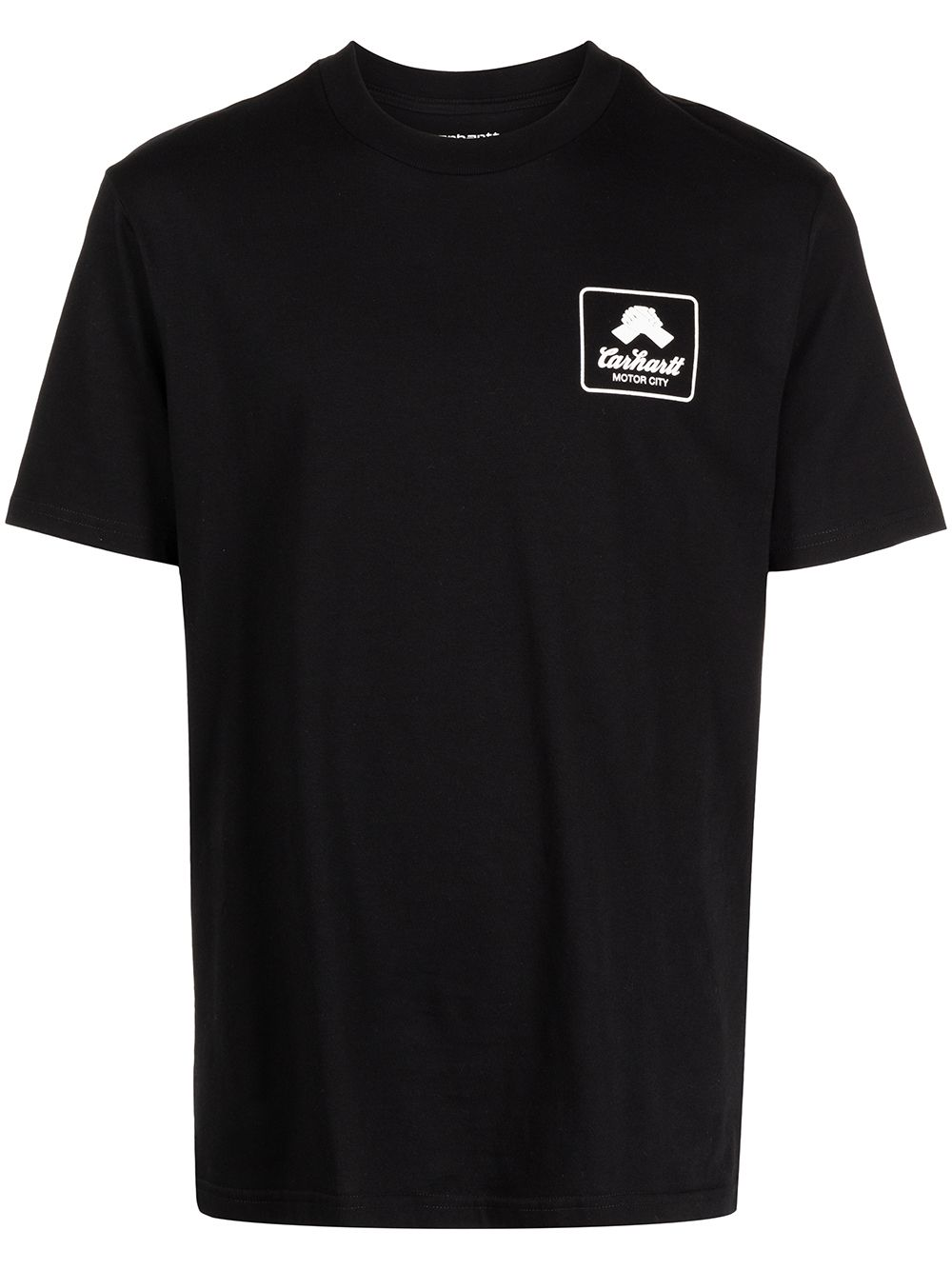 peace state t-shirt man black in cotton CARHARTT WIP   T-shirts   I02893189.90
