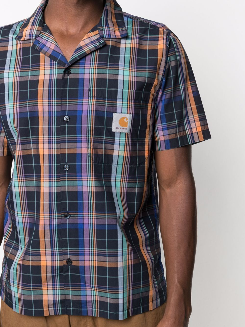 Carhartt wip camicia a maniche corte uomo CARHARTT WIP | Camicie | I0289441C.90