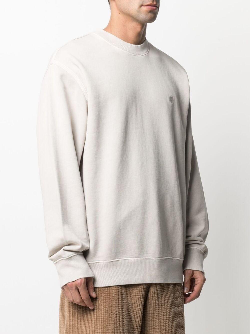 felpa sedona uomo beige in cotone CARHARTT WIP   Felpe   I0289640AA.00