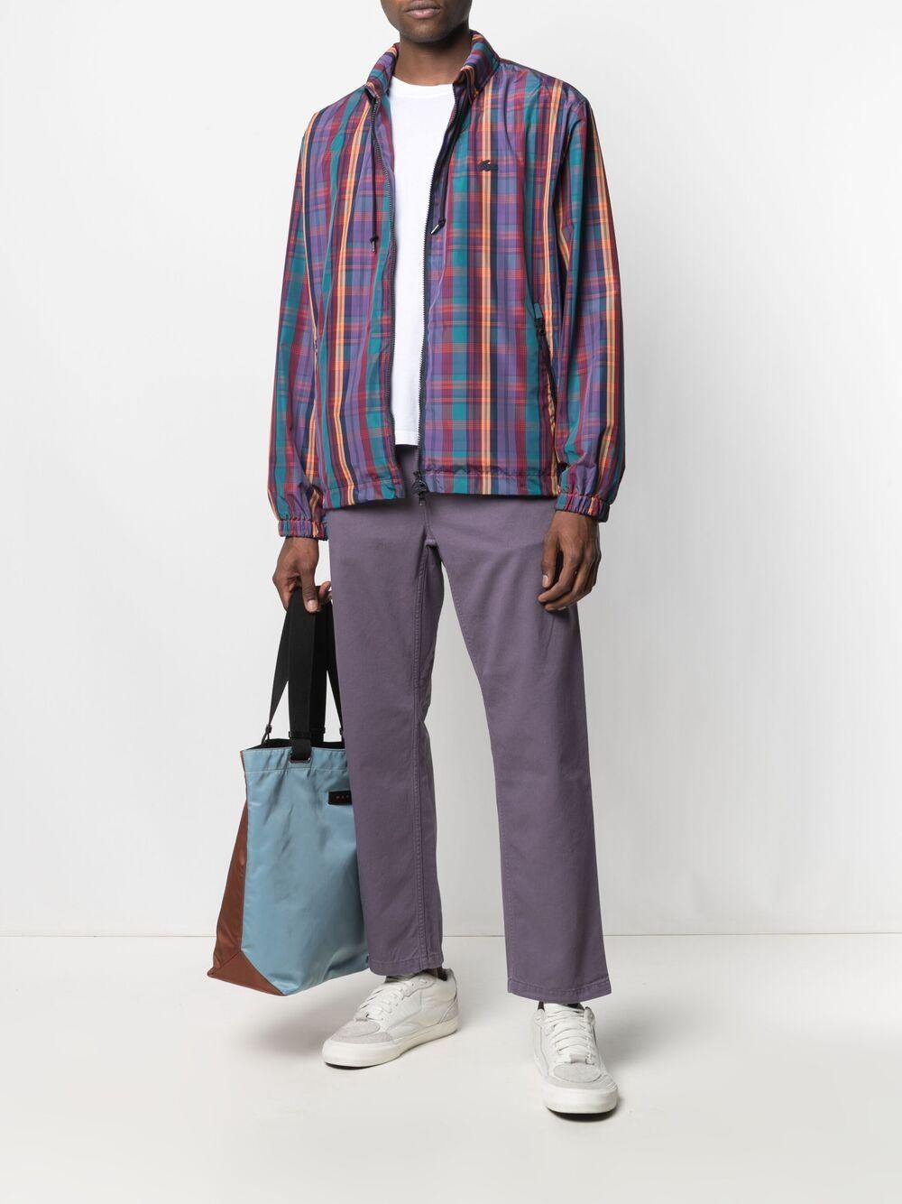 pantaloni carson uomo viola in cotone CARHARTT WIP | Pantaloni | I0293640AF.06