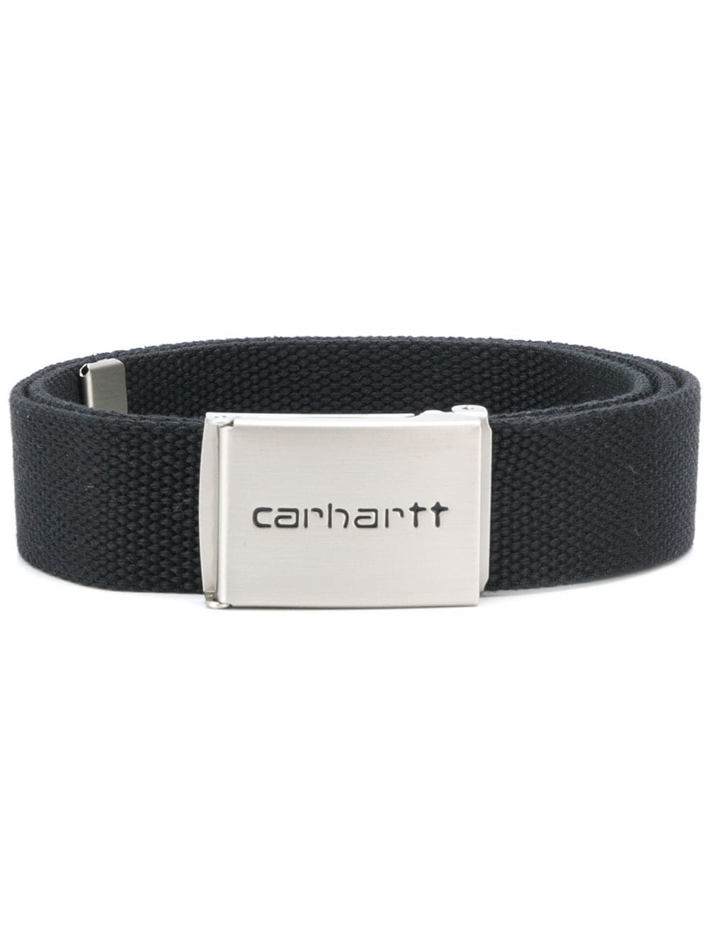 CLIP BELT CHROME CARHARTT | Belts | I01917689.00