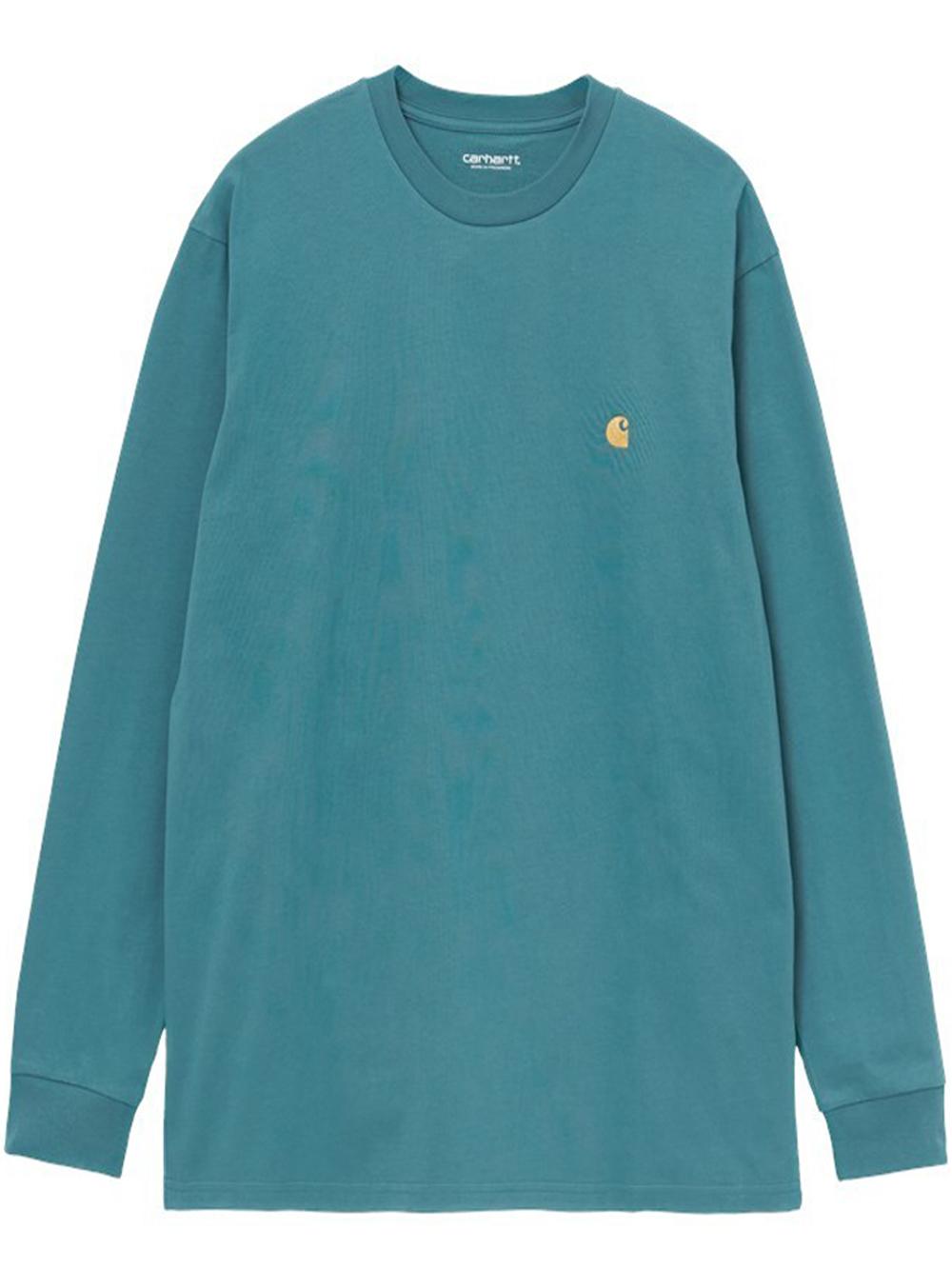l/s chase t-shirt CARHARTT WIP | T-shirts | I0263920AC.90