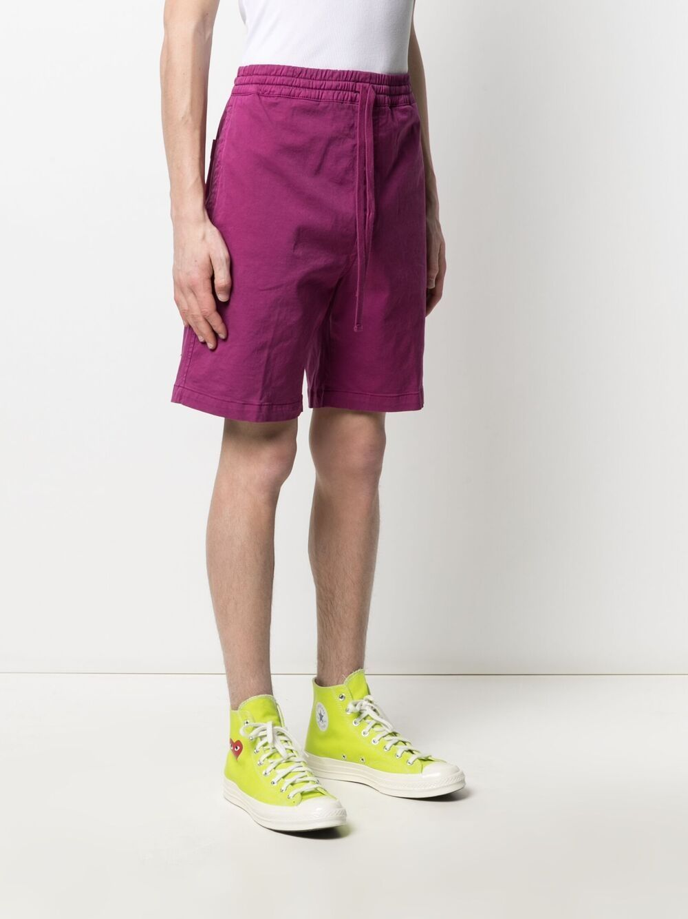 lowton shorts man pink in cotton CARHARTT WIP | Shorts | I0265180AP.GD