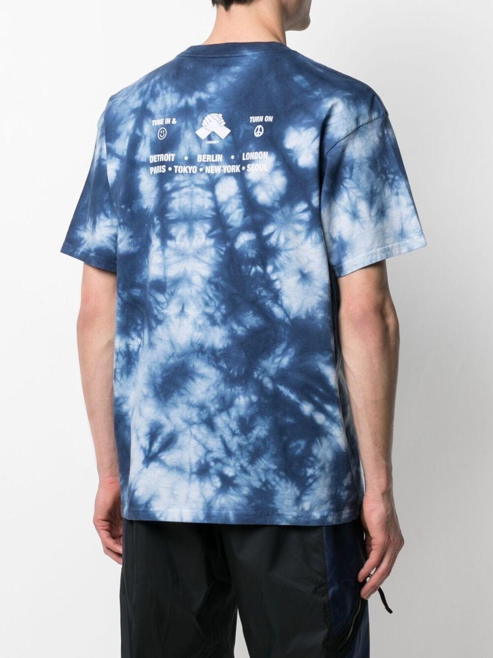 JOINT POCKET T-SHIRT CARHARTT WIP   T-shirts   I0289320AD.90