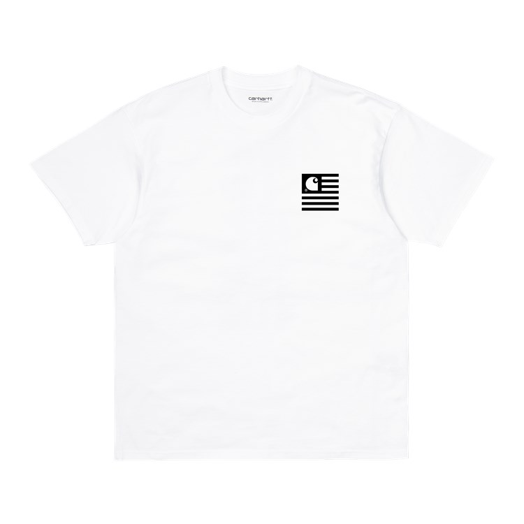 WAVY STATE T-SHIRT CARHARTT | T-shirts | I02901102.90