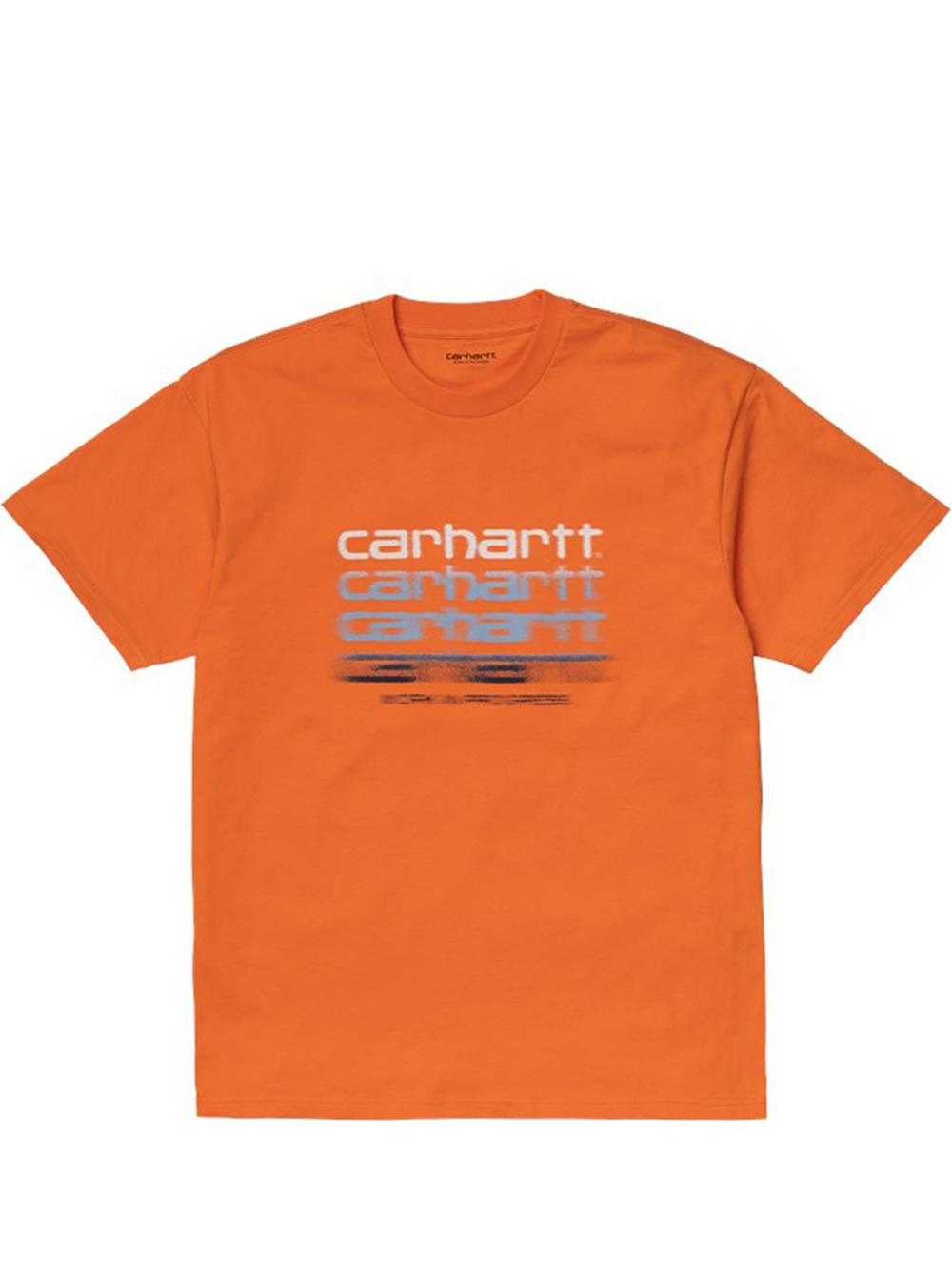 LOGO T-SHIRT CARHARTT WIP | T-shirts | I0290130AN.00