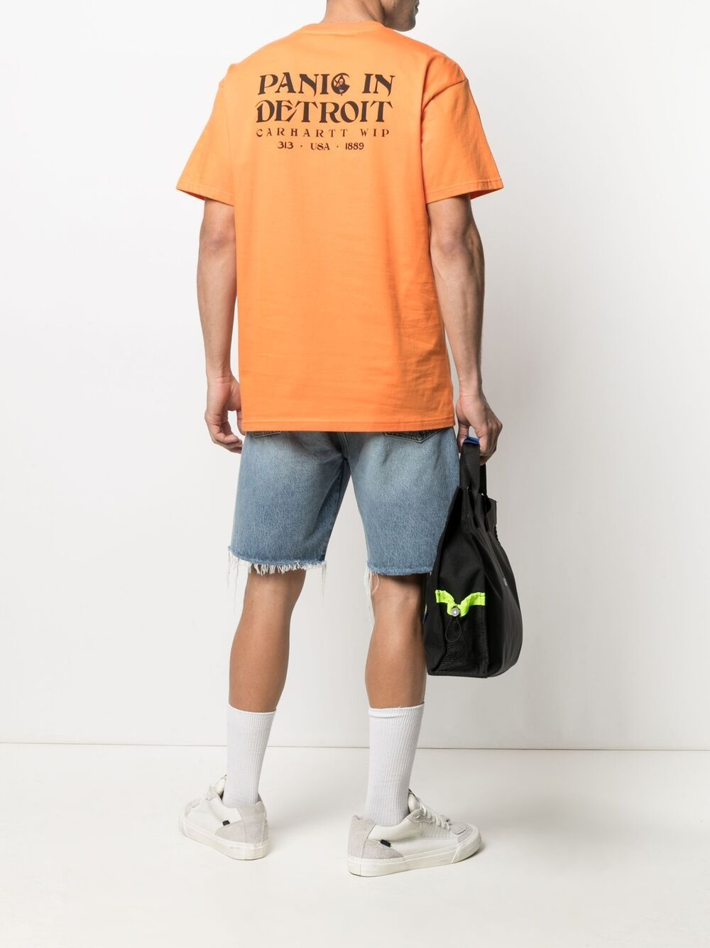 PANIC T-SHIRT CARHARTT | T-shirts | I0290350AN.90