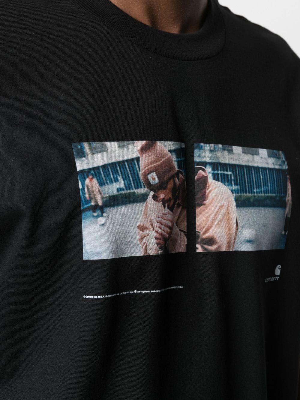 PRINTED T-SHIRT  CARHARTT WIP | T-shirts | I02906489.00