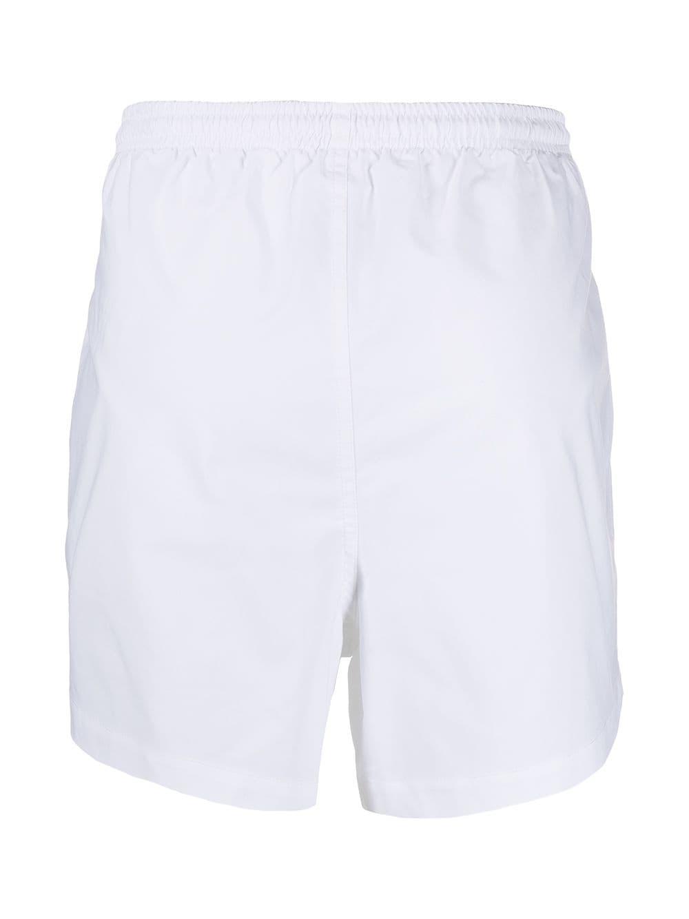 COTTON SHORT CASABLANCA | Shorts | MS21-TR-032WHITE