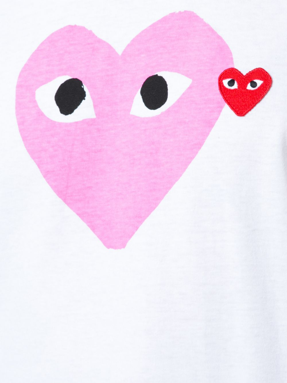 Comme Des Garçons Play t-shirt play uomo COMME DES GARÇONS PLAY | T-shirt | P1T1064