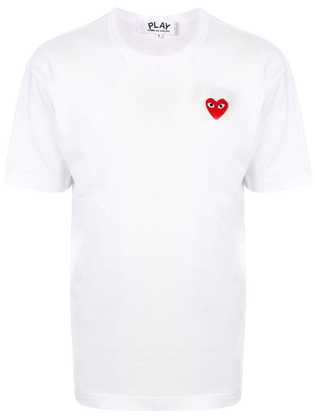 T-Shirt Play Unisex COMME DES GARÇONS PLAY   T-shirt   P1T1082