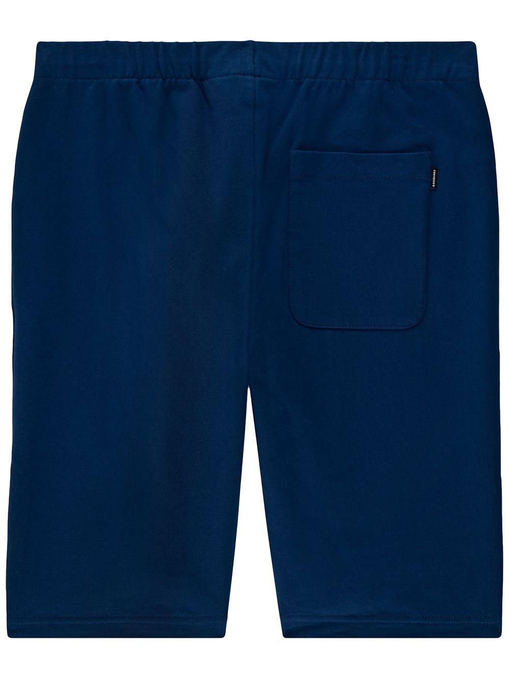 bermuda sportivi uomo blu in cotone CONVERSE X TELFAR | Bermuda | 10022846-A01NPWR