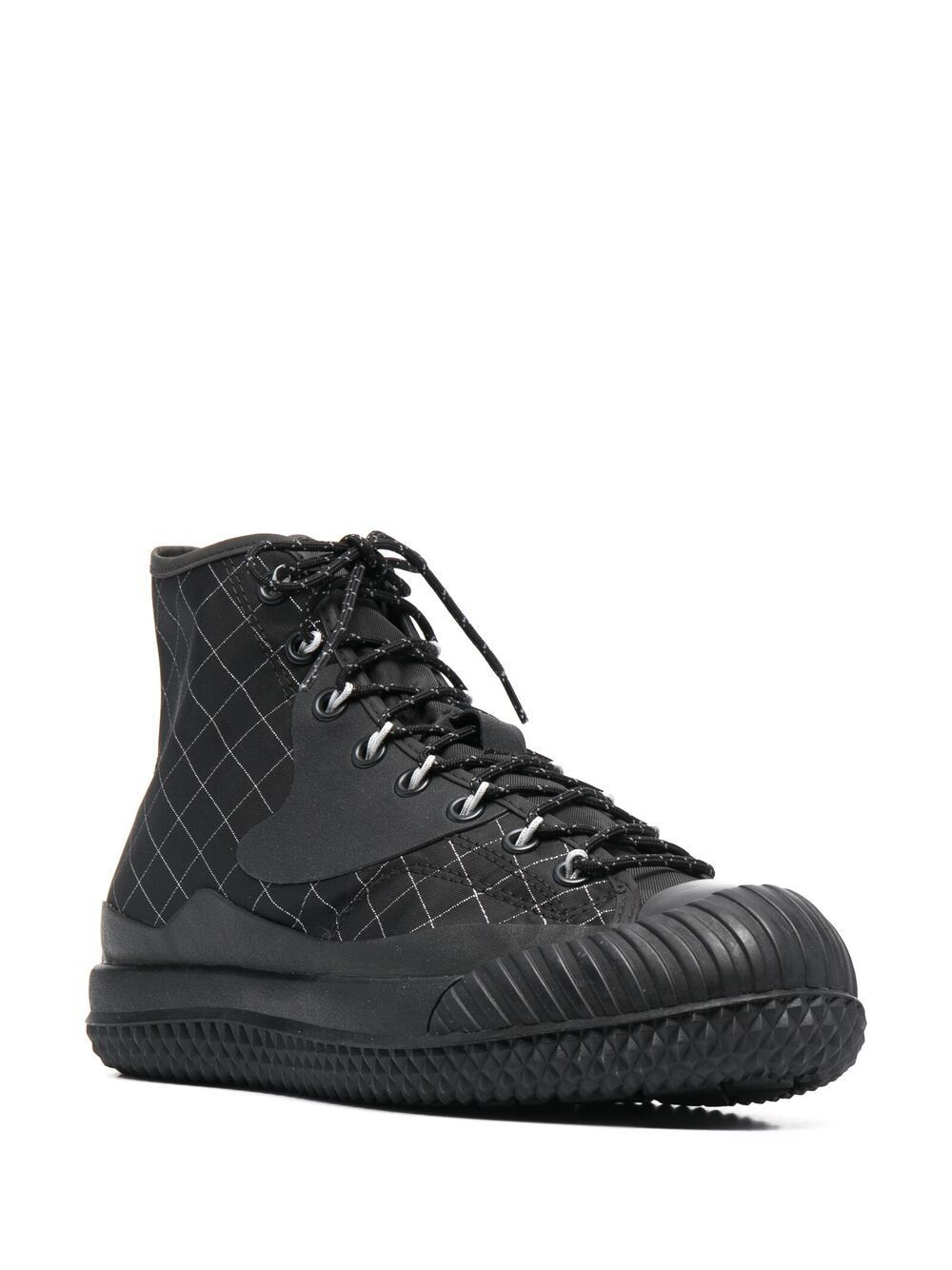 Converse X Slam Jam mc hi sneakers man black CONVERSE X SLAM JAM | Sneakers | 171223CBLK