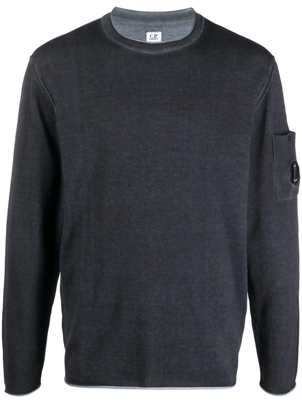 C.p. company crew neck sweat man C.P. COMPANY | Sweatshirts | 10CMKN279A004128S888