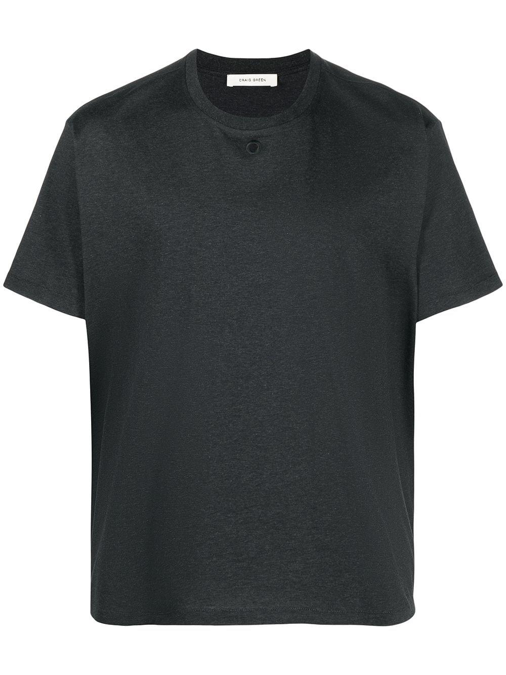 COTTON T-SHIRT CRAIG GREEN | T-shirts | CGSS21CJETSS02DARK GREY