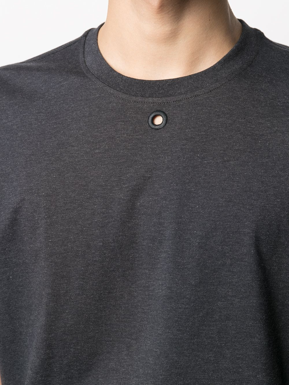 Craig Green t-shirt in cotone uomo CRAIG GREEN | T-shirt | CGSS21CJETSS02DARK GREY