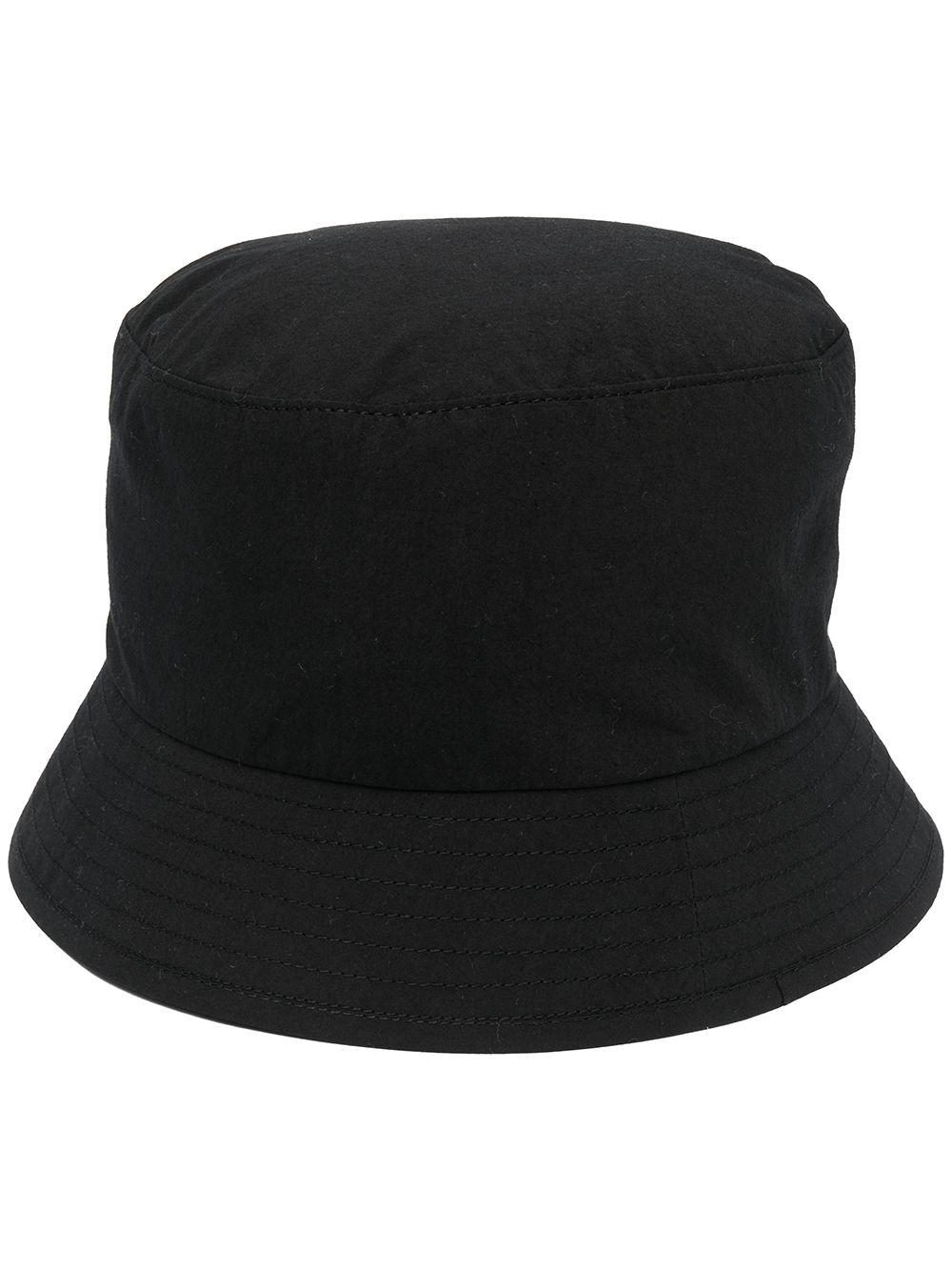 Craig Green laced bucket hat man black CRAIG GREEN | Hats | CGSS21CWOHAT01BLACK