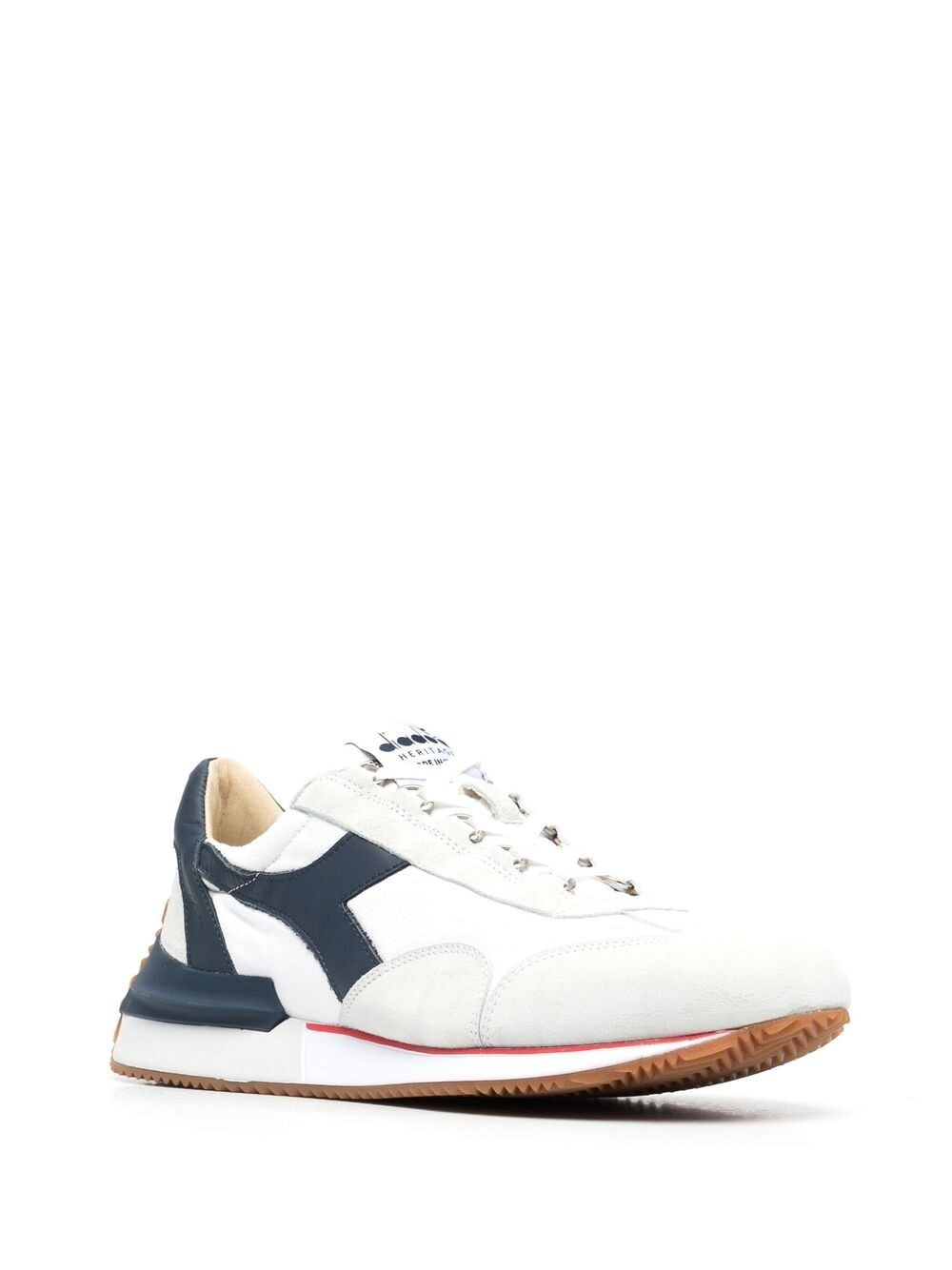 Diadora equipe mad sneakers man white DIADORA | Sneakers | 201.177158C4656