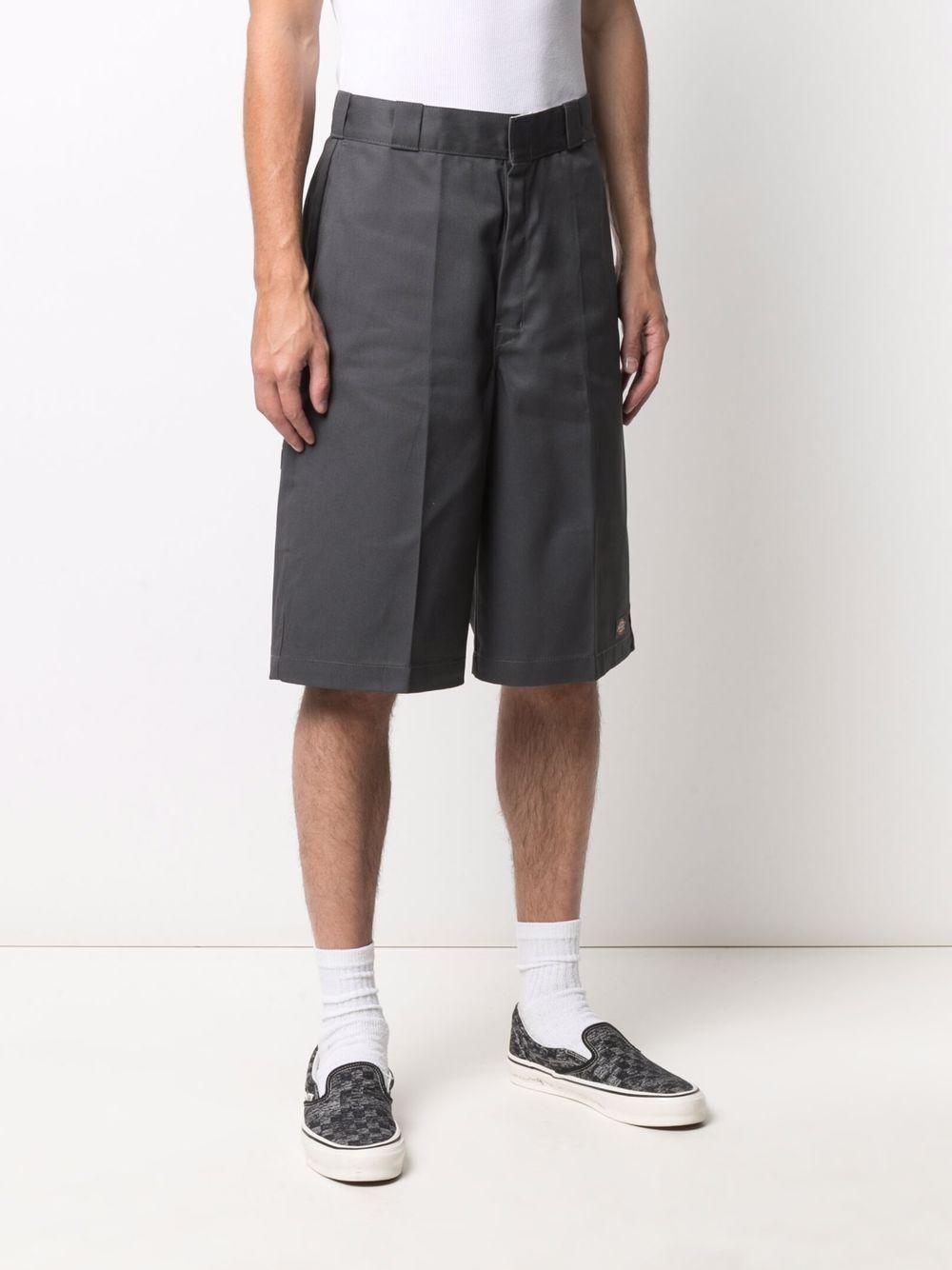 shorts man gray in cotton DICKIES | Shorts | DK42283XCH01